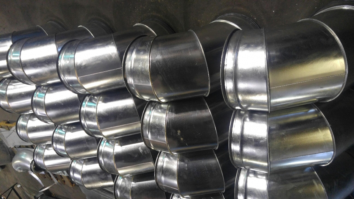 Spiral Pipe And Fittings Spiral Fittings Inc